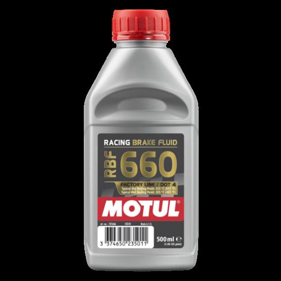 MOTUL FÉKFOLYADÉK RBF660 RACING