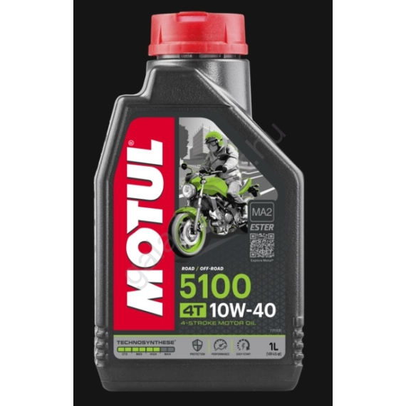 MOTUL MOTOROLAJ 5100 10W40