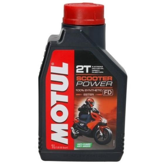 MOTUL MOTOROLAJ 2T SCOOTER POWER