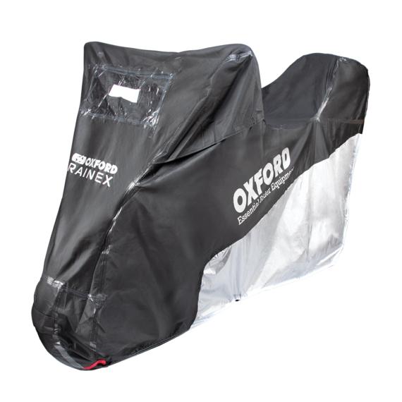 OXFORD MOTORTAKARÓ PONYVA RAINEX TOP BOX TÖBB MÉRETBEN
